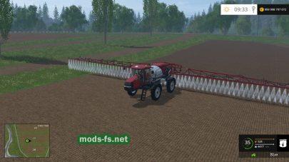 Распылитель удобрений CASE IH 4440 для Farming Simulator 2015