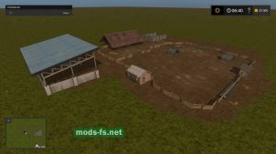 sample mod map fs17
