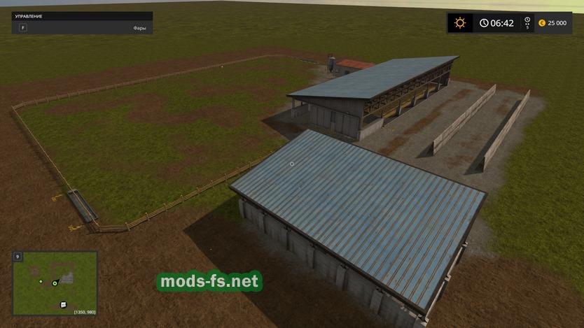 Как сделать карту для farming simulator 2017 127