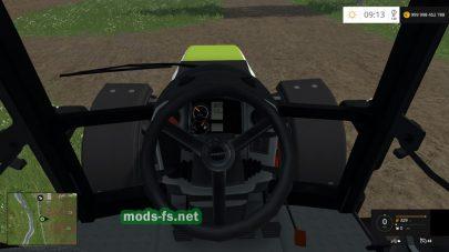 Скриншот мода CLAAS ARION 620