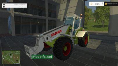 Погрузчик Claas Ranger 940 GX v1.0