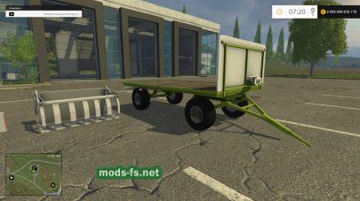 Claas Ranger 940 mods
