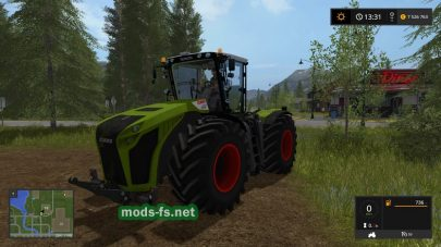 Claas Xerion 5000 для FS 2017