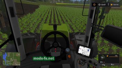 Claas Xerion 5000 mods FS 2017
