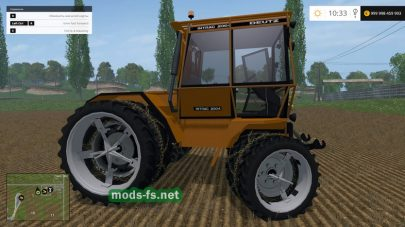 Deutz intrac forst mods