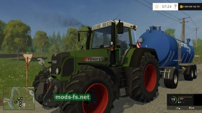 FENDT 818 VARIO TMS mods