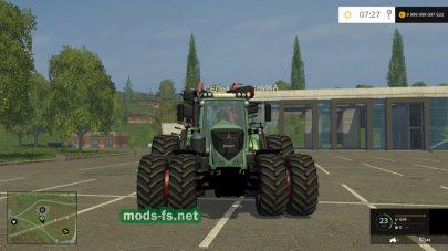 Fendt 939 S4 mods