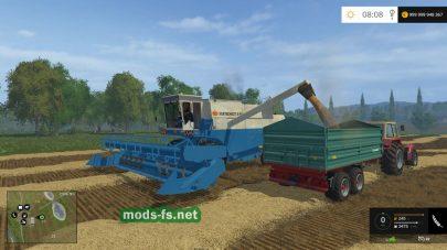 Fortschritt E-516 для Farming Simulator 2015