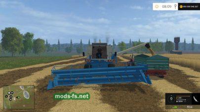 Скриншот мода Fortschritt E-516