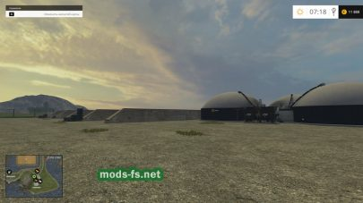 Карта «The Isle of Man» для Farming Simulator 2015