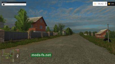 Деревня на карте «ОАО Мирополье»