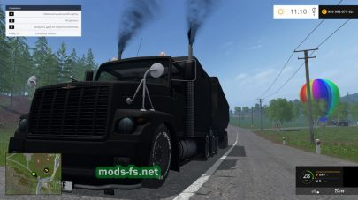 «GAZ TITAN» для Farming Simulator 2015