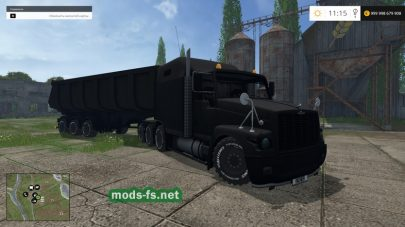 Тягач «GAZ TITAN» для FS 2015