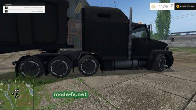 GAZ TITAN для FS 2015