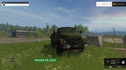 ЗИЛ-131 для Farming Simulator 2015