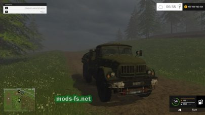 zil-131 mods