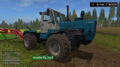ХТЗ Т-150К Фермер Симулятор 2017