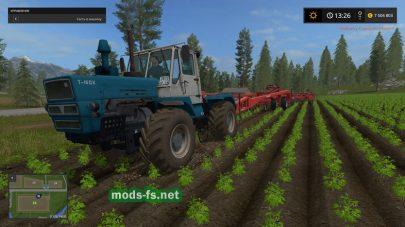 ХТЗ Т-150К mods