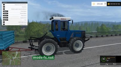 Трактор ХТЗ-16131 для Farming Simulator 2015