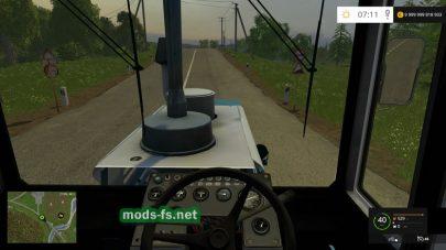 Мод трактора «HTZ 200K»