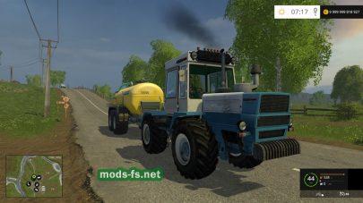 Мод трактора ХТЗ 200К