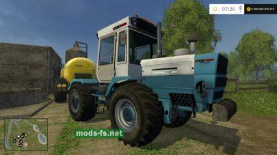 «HTZ 200K» для Фермер Симулятор 2015