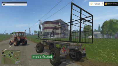 HW 80 BALE FARMING mods