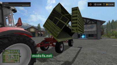 HW80 CONOW для  Farming Simulator 2017