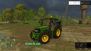 JOHN DEERE 5080M Washable для FS 2015
