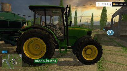 JOHN DEERE 5080M mods
