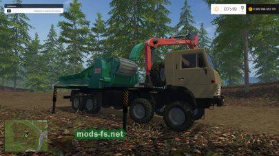 KAMAZ-6350 [JENZ]