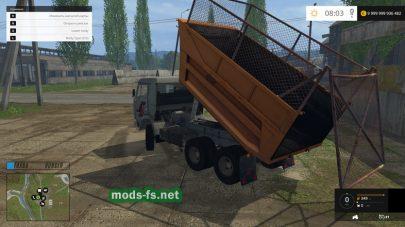 kamaz-55111 mods