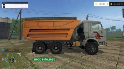 kamaz 55111 для FS 2015