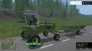 Fortschritt E302 для Farming Simulator 2015