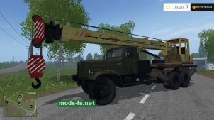 Мод Краз-257 для Farming Simulator 2015