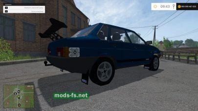 lada-21099 mods
