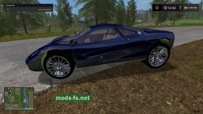 Mclaren F1 mods