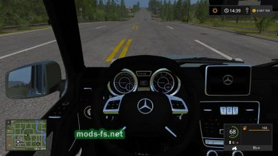 Mercedes Benz G 65 AMG 6X6