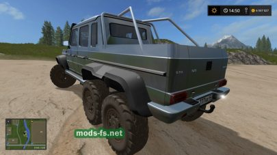 mercedes benz g 65 mods