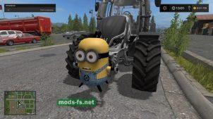 Мод противовеса для Farming Simulator 2017