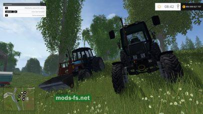 Мод пак тракторов МТЗ-1025 для FS 2015