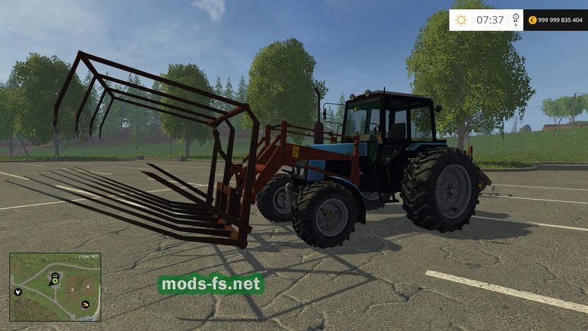 Скачать мод пак мтз farming simulator 2017