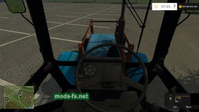 МТЗ-1025 для Farming Simulator 2015