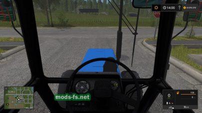 Мод трактора МТЗ-1021 для Фермер Симулятор 2017