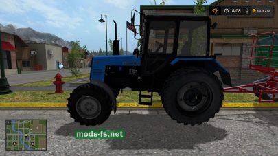 Трактор МТЗ для FS 2017