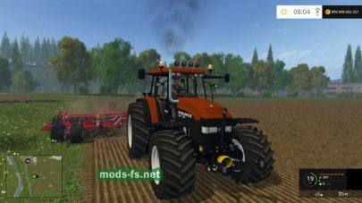 NEW HOLLAND M160 TURBO для FS 2015