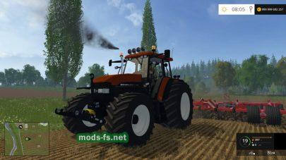 NEW HOLLAND M160 mods