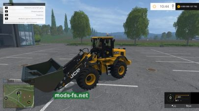 JCB 435S mods