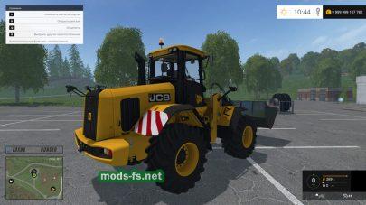 JCB 435S для Farming Simulator 2015