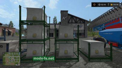 Мод на покупку поддонов в Farming Simulator 2017